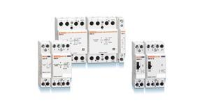 Modular contactors - additional versions